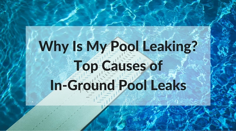Why Early Leak Detection In Your Pool Foundation Or Slab