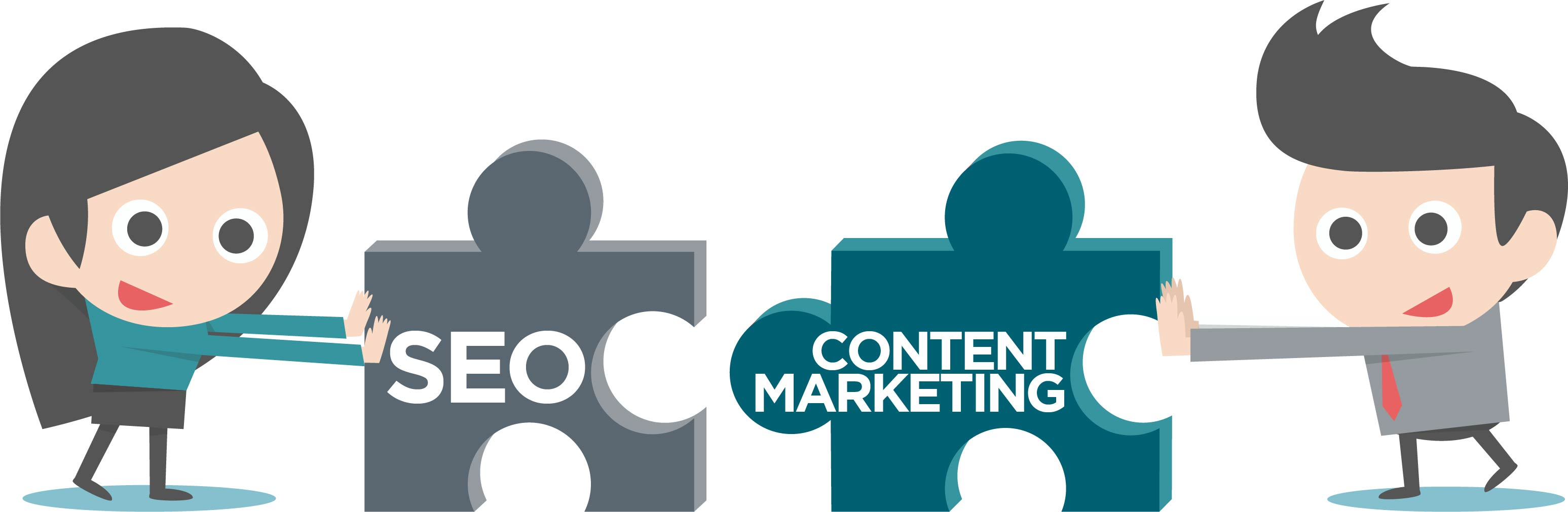 SEO or Content Marketing? You need both! The thing to understand is how they fit together — and how that combination applies to your digital marketing.
