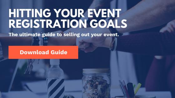 Hitting your registration goals