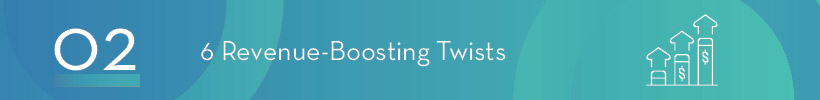 OneCause_Attendease_6 Revenue-Boosting Ideas for Your Next Fundraising Event_Header 2