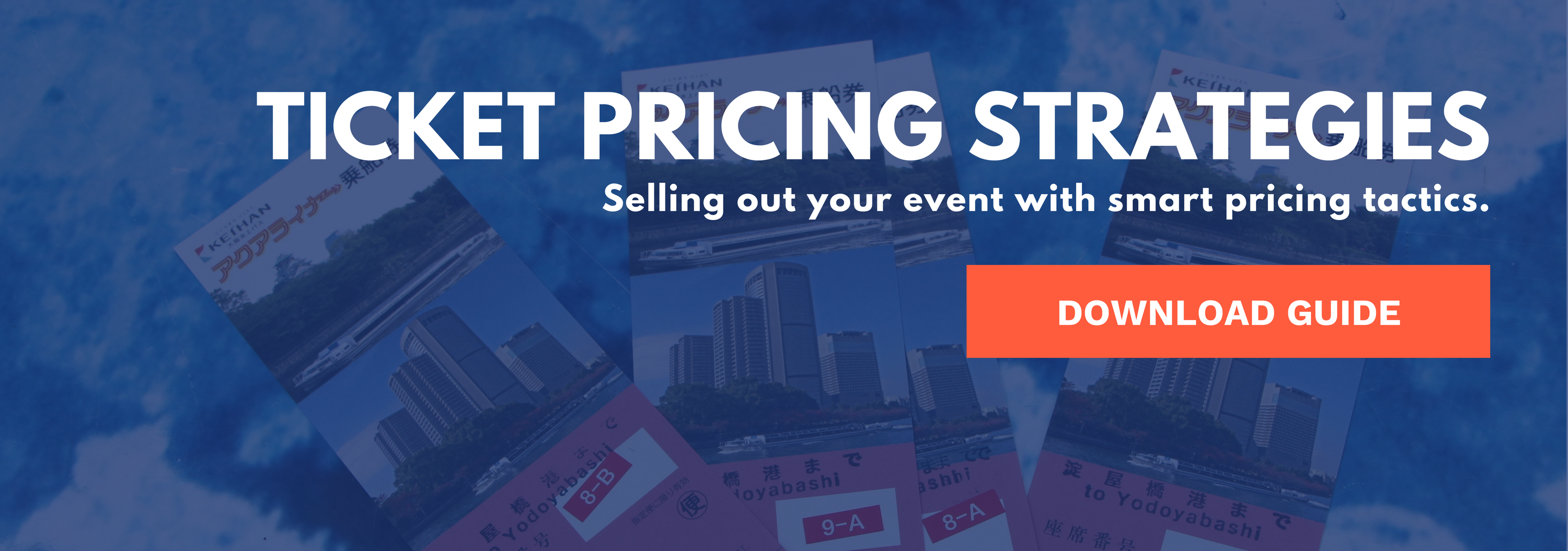 Ticket Pricing Strategies Guide