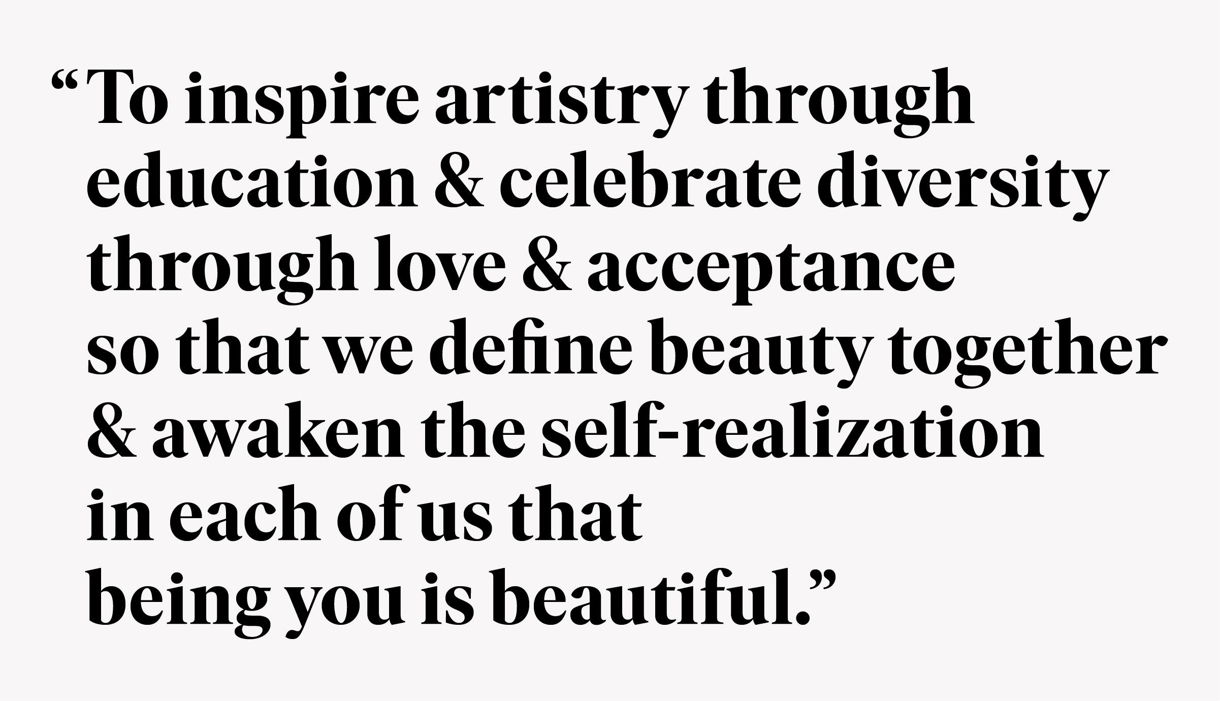 Borboleta Beauty Why Statement