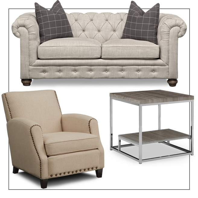 Beige-Furniture
