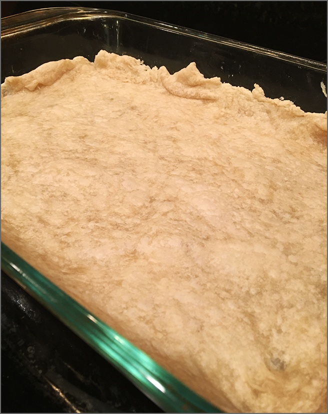 Dough-After-Parbaking