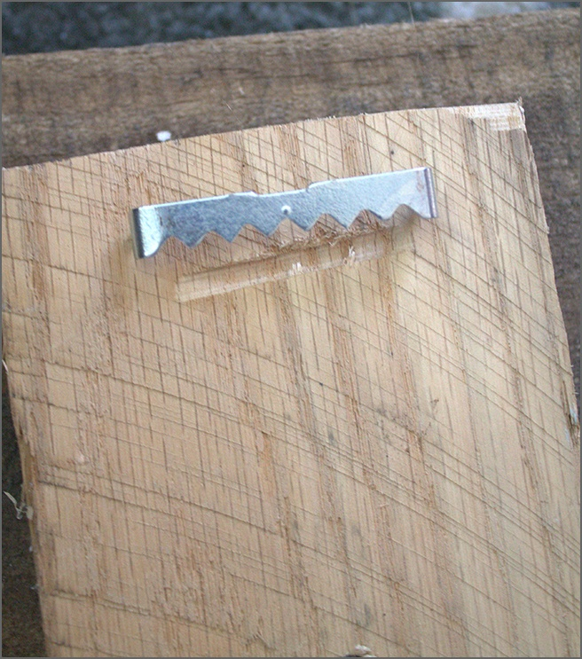 Attaching-Picture-Hook-to-Wood