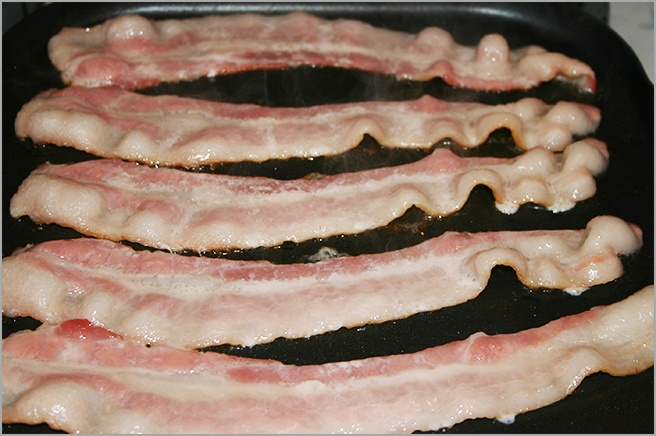 Bacon-Cooking