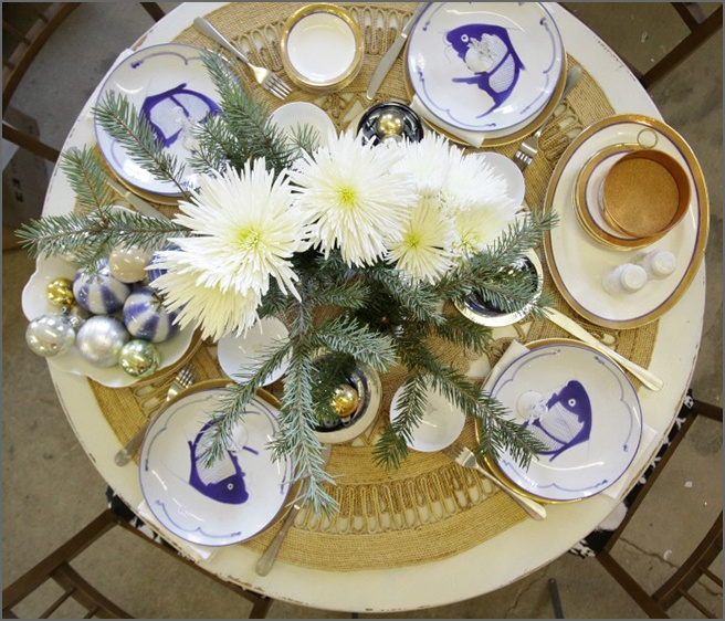 Holiday-Tablescape