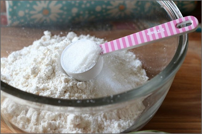 Whisked-ingredients