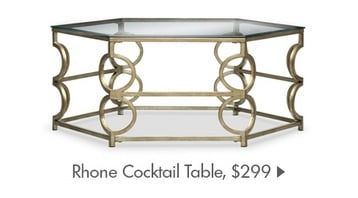 Rhone Cocktail Table