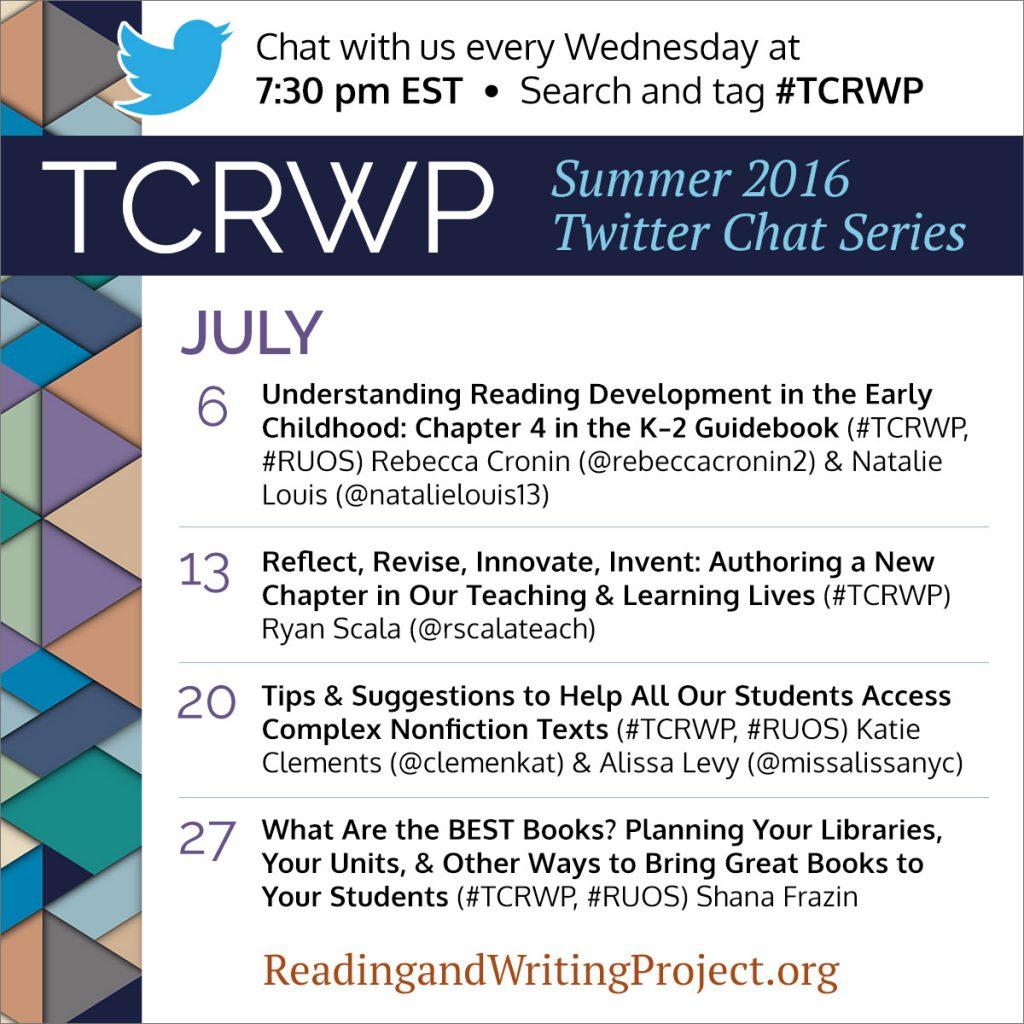 TCWRP_TwitterChat_July.jpg