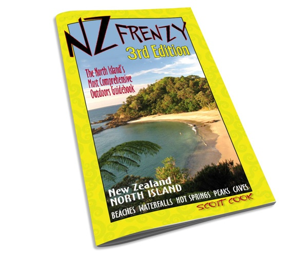 NZ Frenzy Guide Books