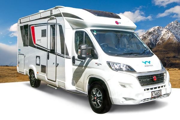 Motorhome Hire NZ | Motorhome Basics | Wilderness