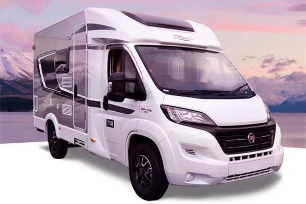Motorhomes & Campervan Hire New Zealand | Wilderness
