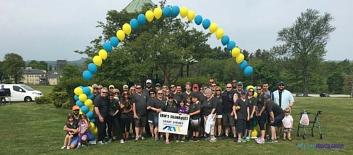 Core Employee Walks For Cystic Fibrosis Foundation