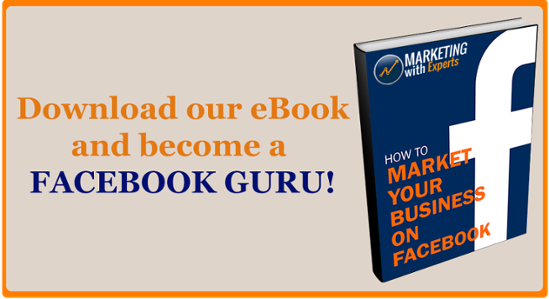 Download ebook - how to market your business on facebook