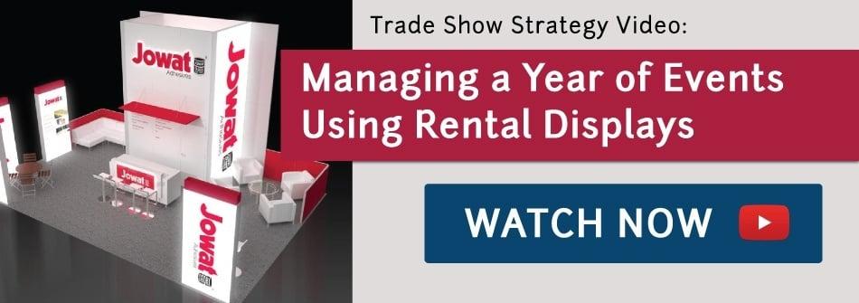 A/V Equipment & Trade Show Technology Rentals