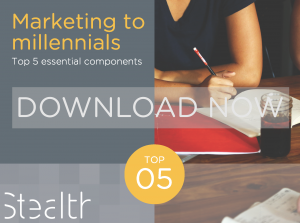 Marketing to millennials: Top 5 essential components