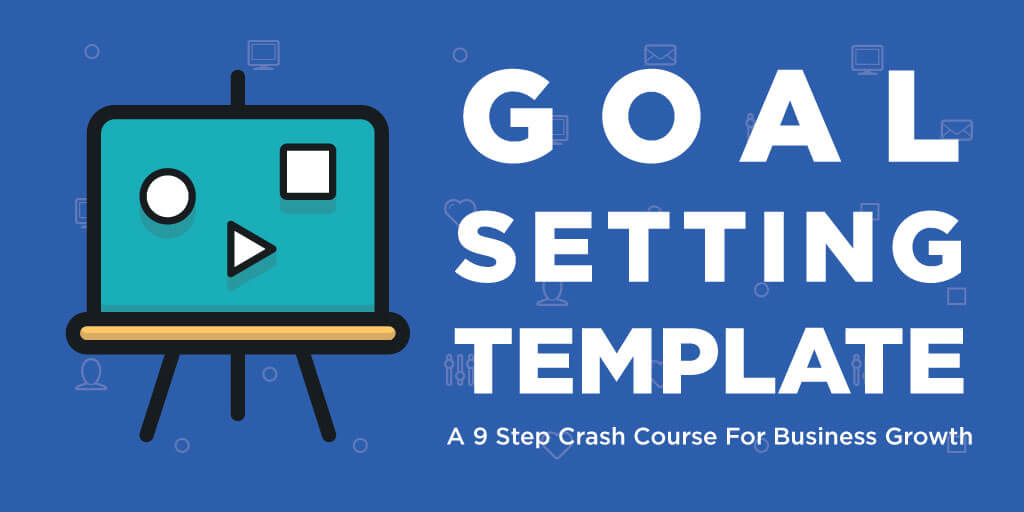 Goal setting template business growth friedricerecipe Image collections
