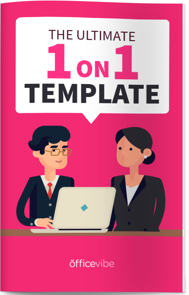 The 4 pillars of employee relations for One on one performance review template