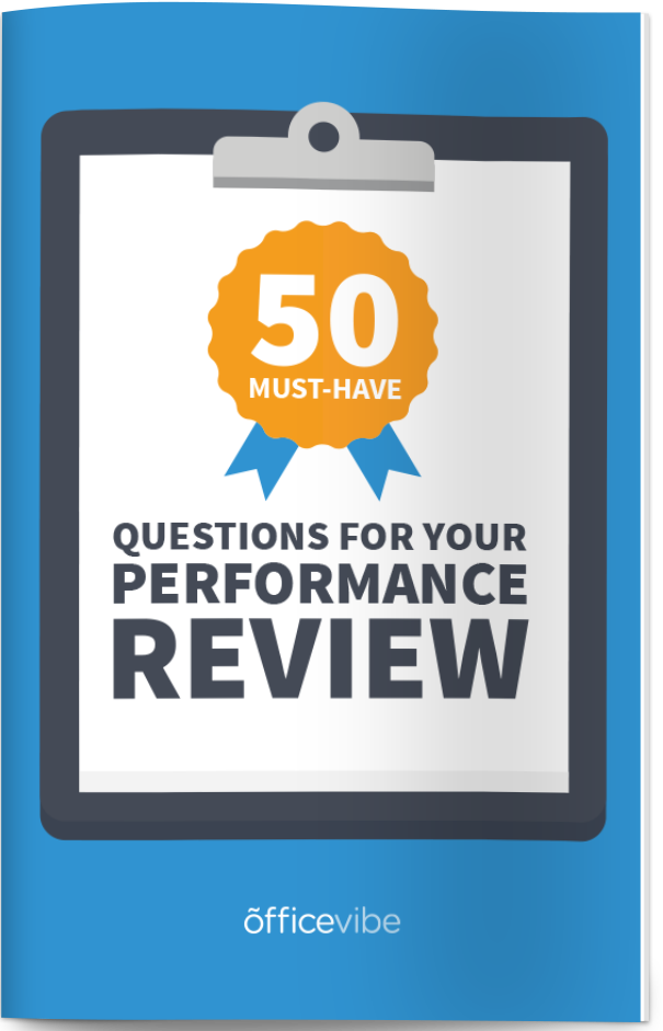 The Unconventional Guide to Performance Reviews – Performance Review