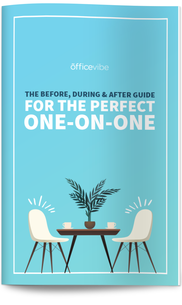 Agenda & Template For Successful One-On-One Meetings | Officevibe