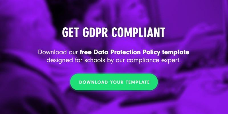 How Will GDPR Affect Schools Stone - Data protection policy template free download