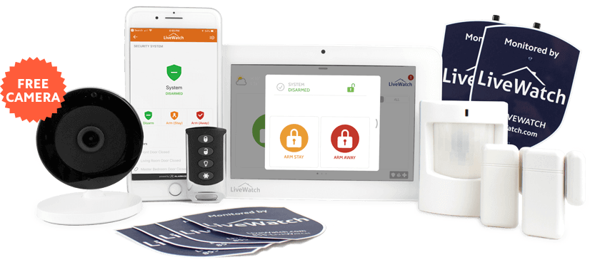 iq home security system