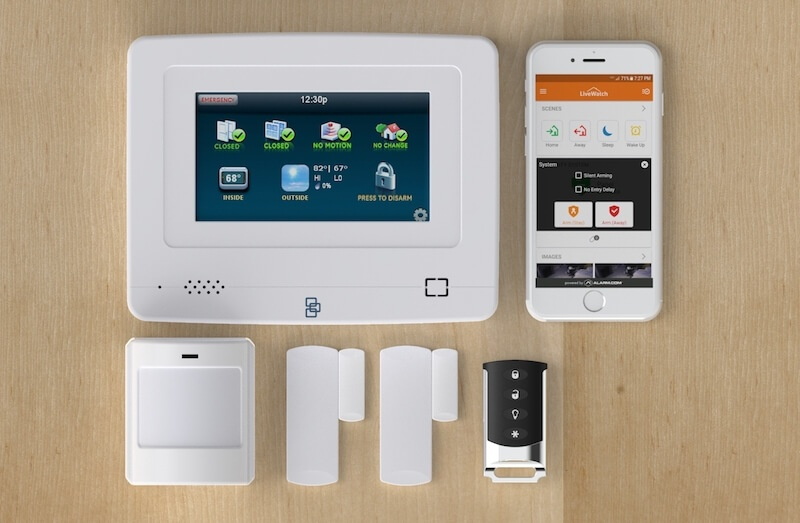 Plug&Protect Basic Home Security System