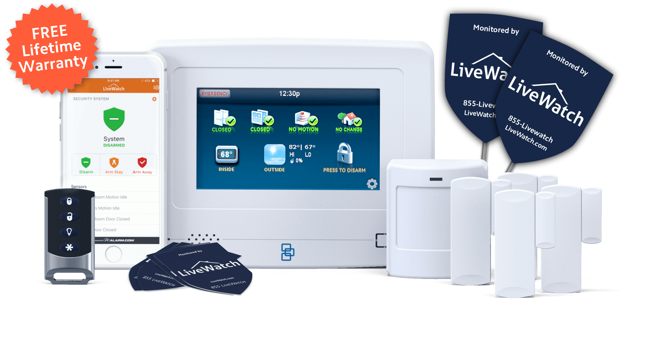 home security The safewise team has picked the 5 best homes security systems of 2018 compare prices, packages and equipment of top monitored smart home alarm systems from industry leaders like frontpoint, adt, vivint and more.