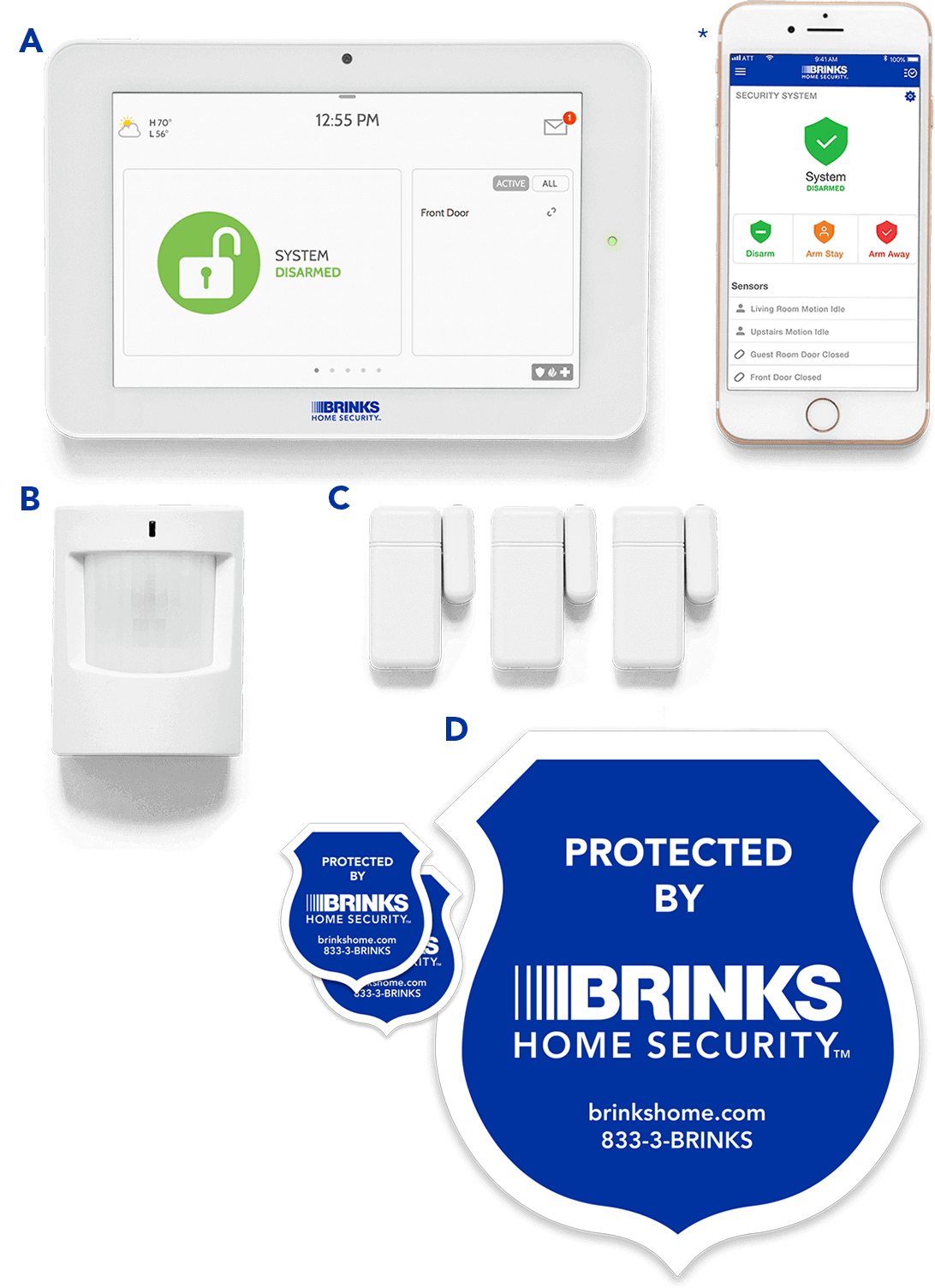 Complete Home Security System | Custom Whole House Protection