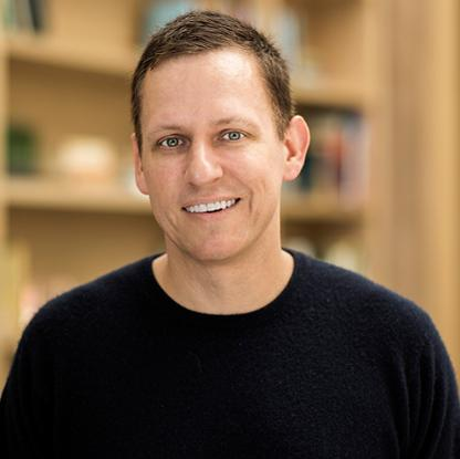 Peter Thiel, Paypal Founder