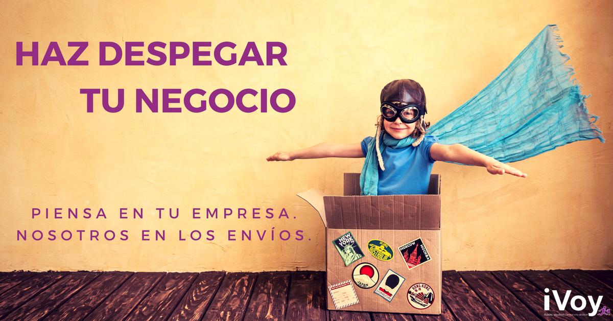 Ponemos toda la logística digital para hacer crecer tu negocio con envíos express
