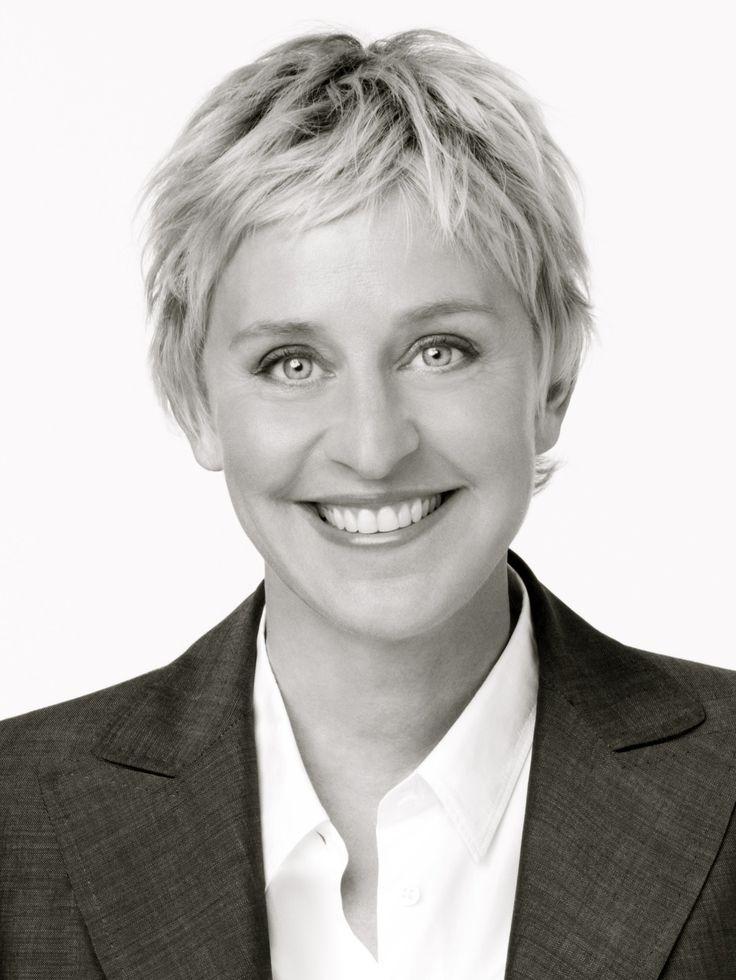Ellen Degeneres, celebrity