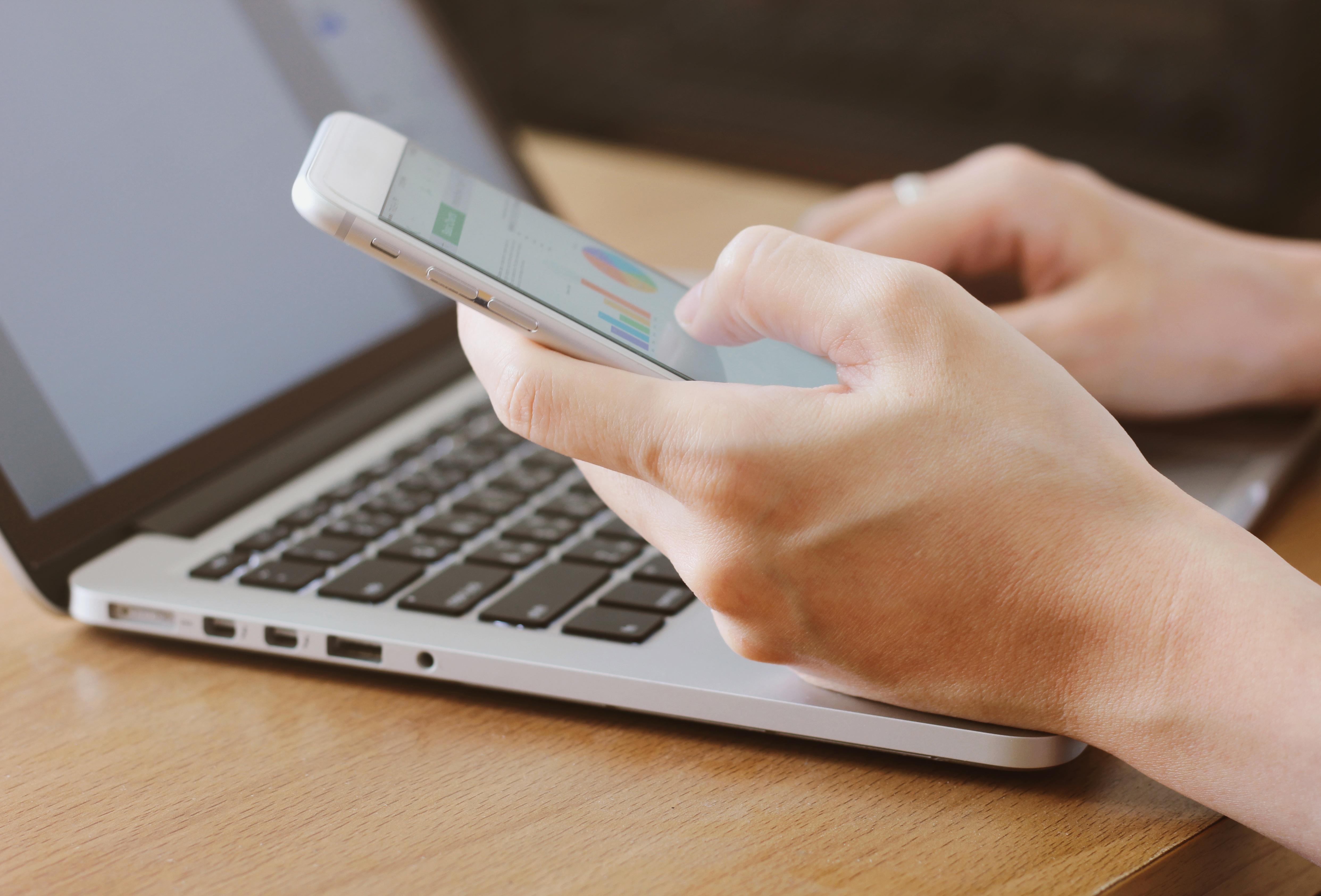 smartphone como herramienta de trabajo