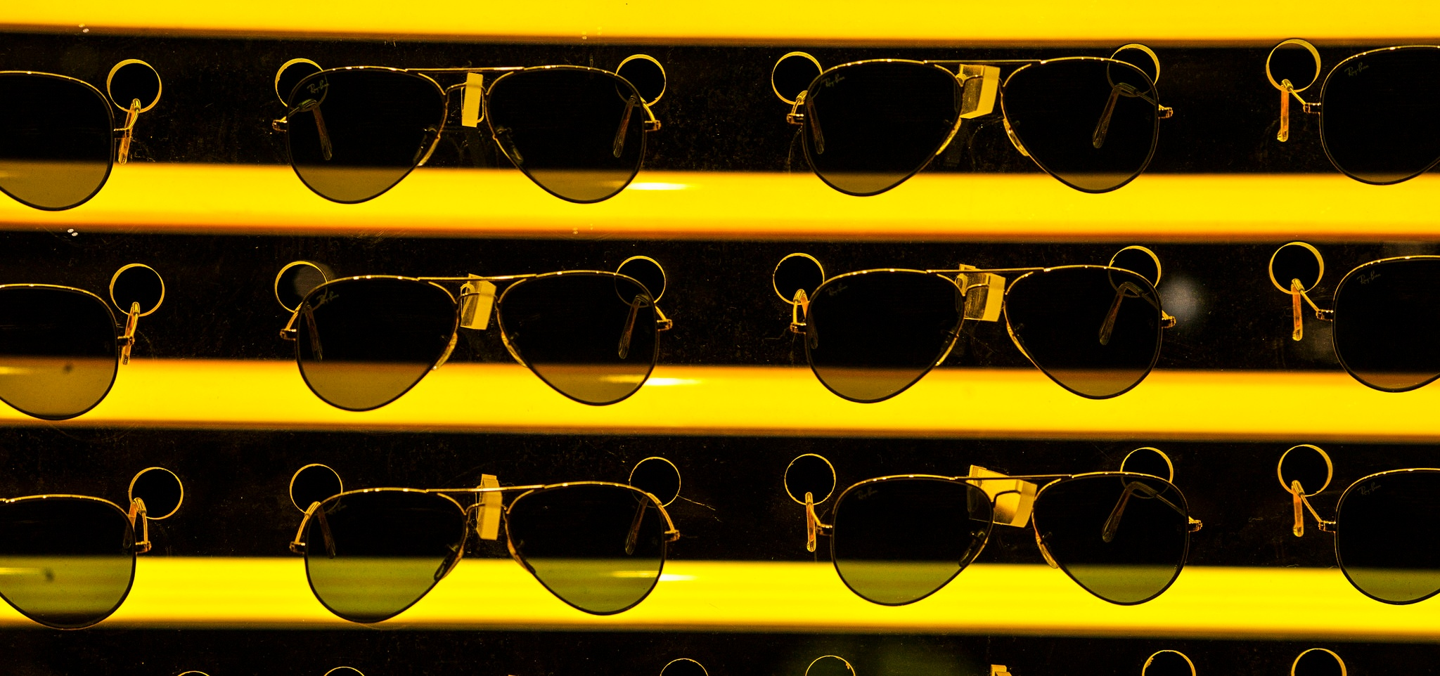 Counterfeit Sunglasses, Stats and Impact
