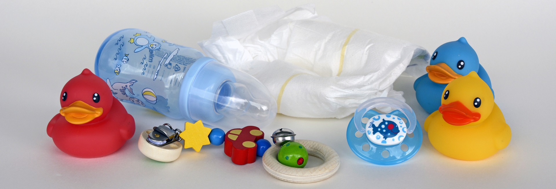 Counterfeit children's toys containing lead, mercury and phthalates, displays a real danger of fake goods.