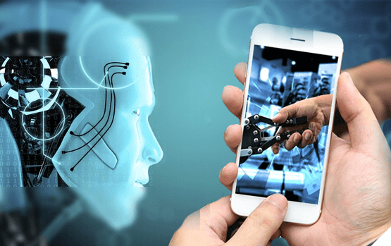 AI and mobile apps