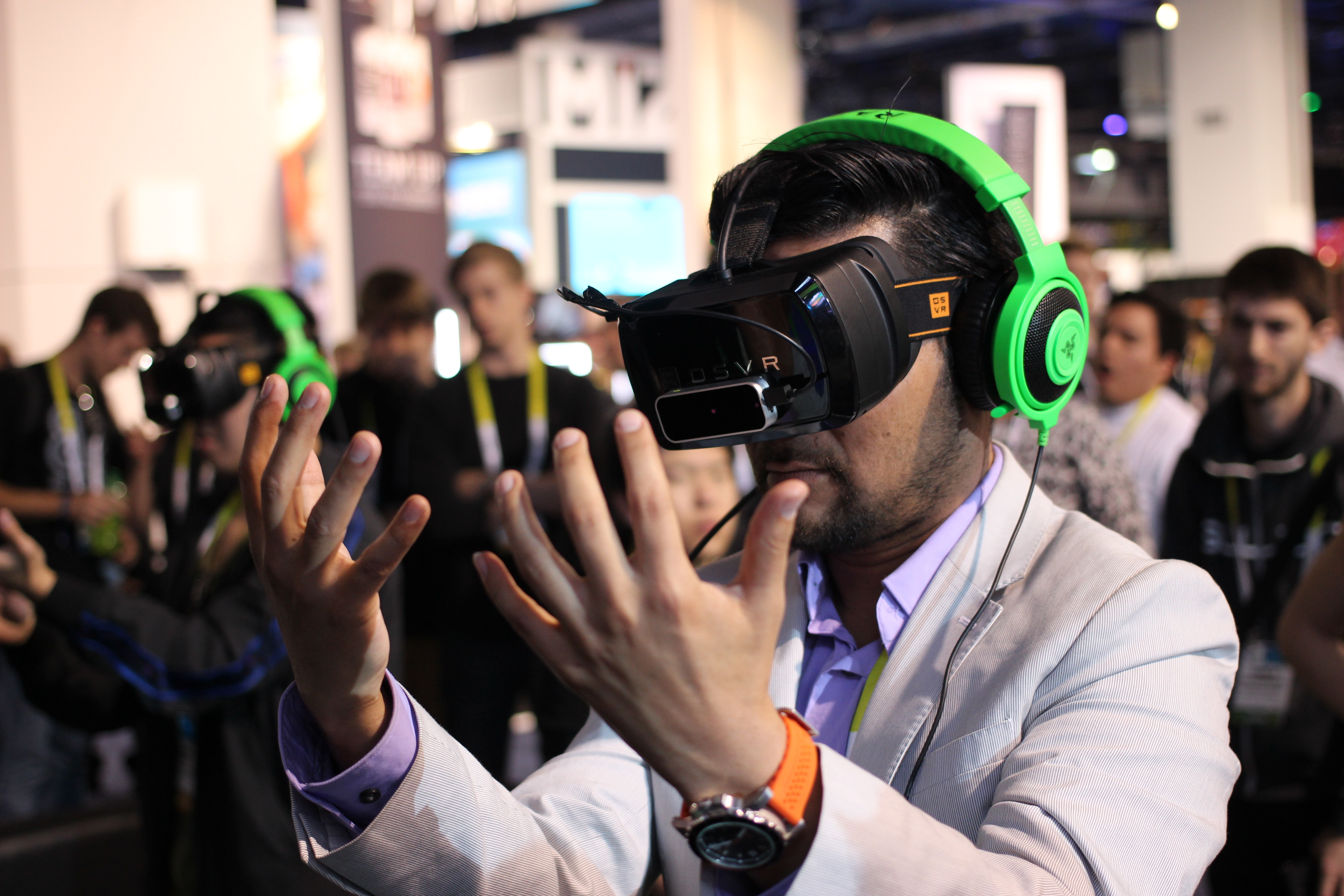 Reality tech in gaming
