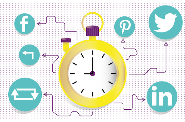 Some tools to save time with social media automation