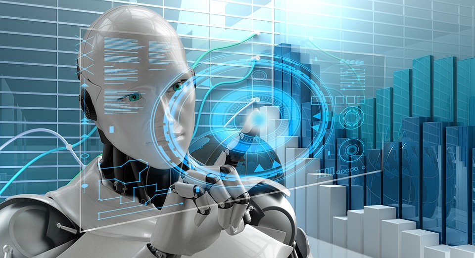 How websites have embraced the concept of Artificial Intelligence