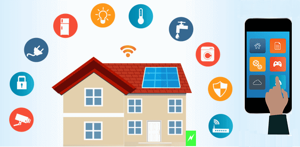 Smart Homes and Home Automation with IoT - NewGenApps