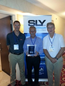 Sly Inc Announces Number One Sales Territory Of 2015