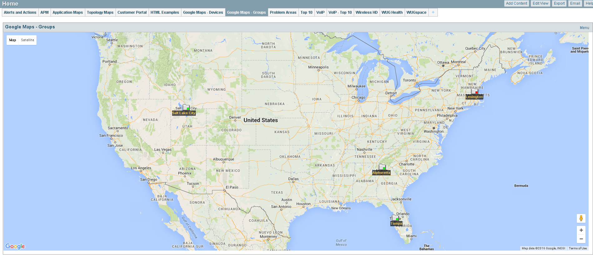 Google Maps Of United States Diagrams Free Printable Images - Google map of the united states