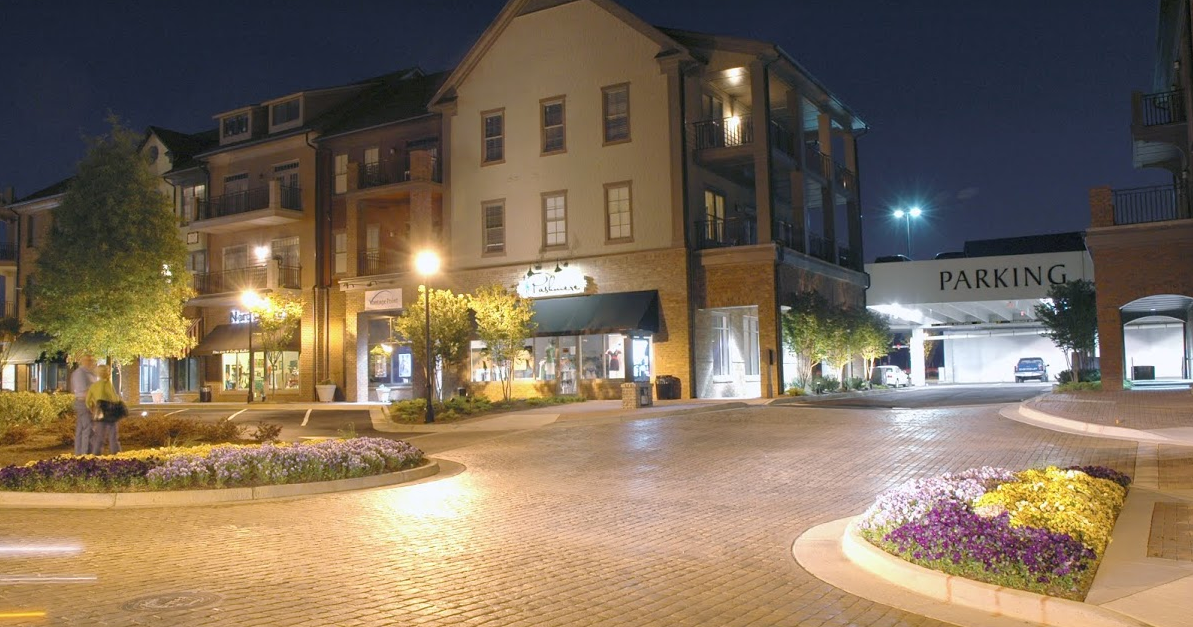 At night, vision is naturally impaired unless proper landscaping lighting is in place.