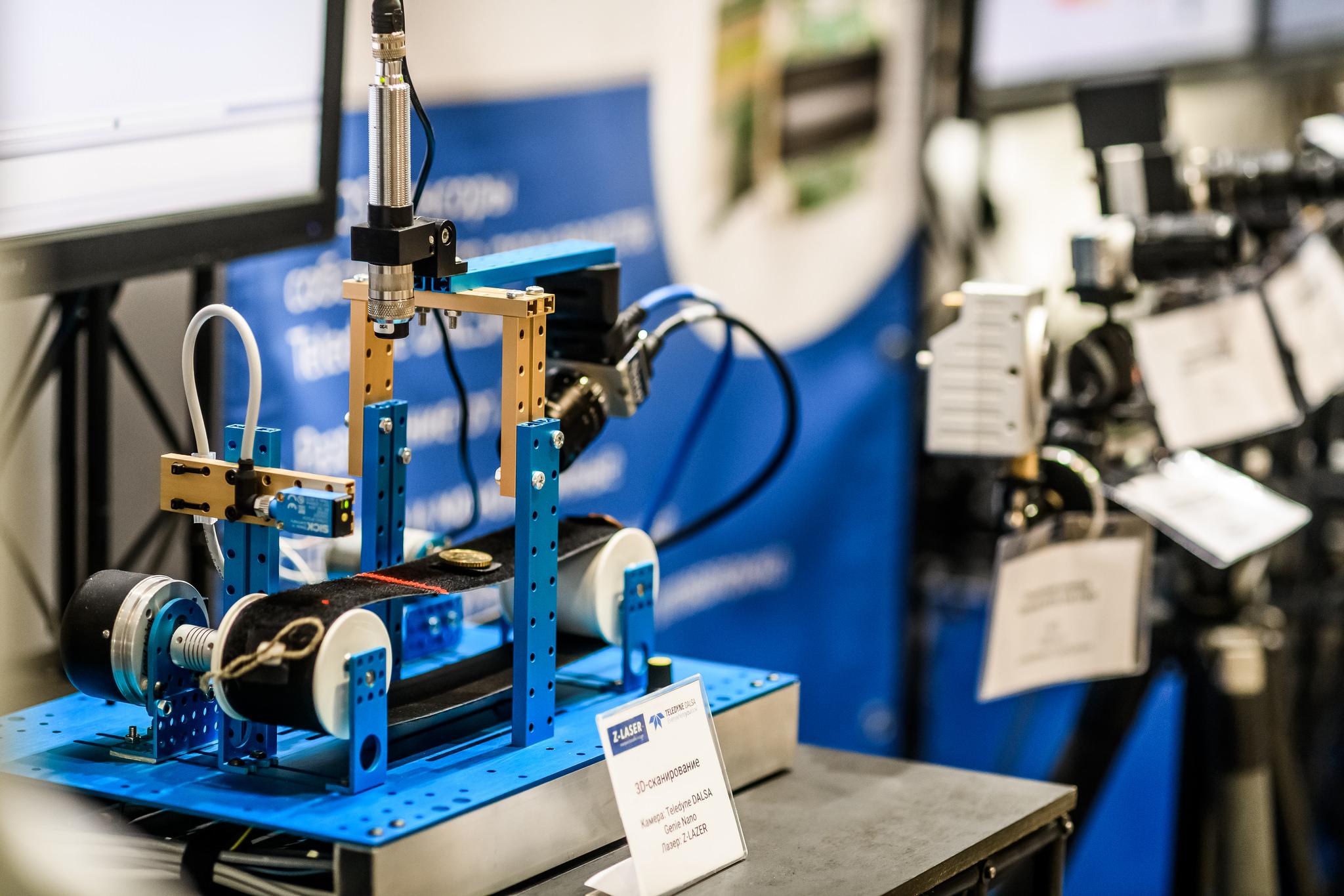 КамераIQ представит 5 брендов машинного зрения на All-over-IP 2019