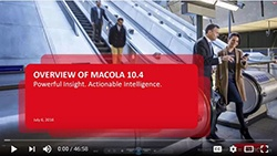 On-Demand: Macola 10.4 Overview