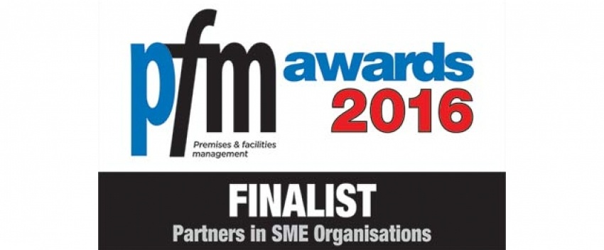 GRITIT celebrates reaching the PFM Awards finals