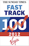 Sunday Times Fasttrack 2012