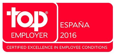 Top Employers España 2016