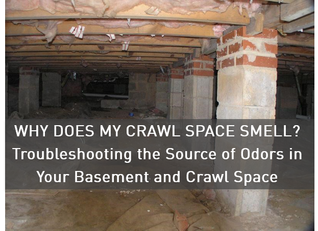 Why Does My Crawl Space Smell Troubleshooting The Source Of Odor